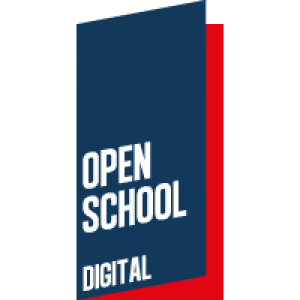 Logo Open School - Digital